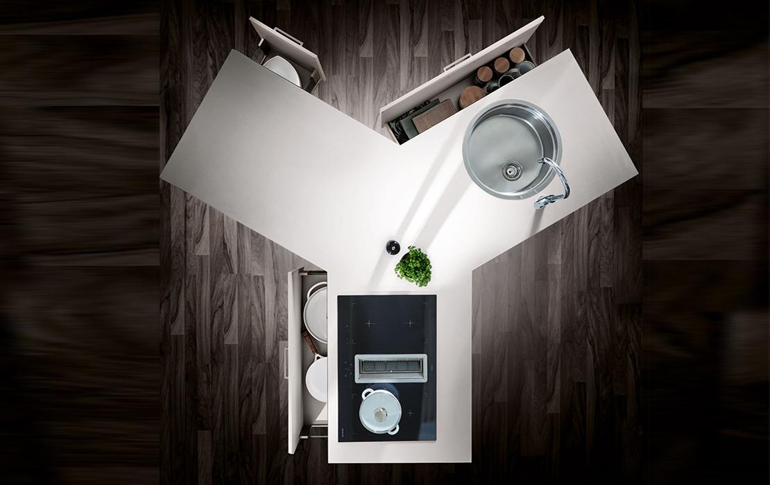 Küche planen Apero-XL3399 Wollenberg Essen