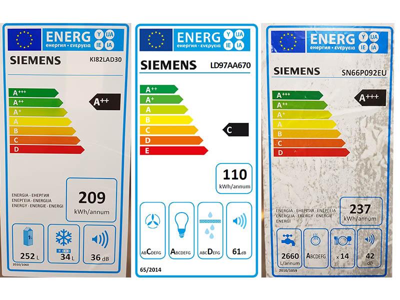 Küchen-Angebote xl4901-fenix Energieklassen Wollenberg