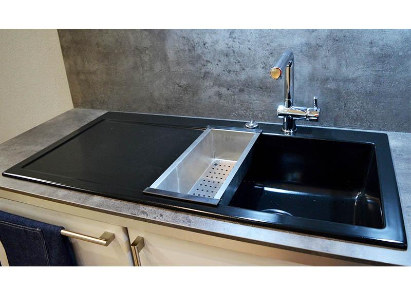 Angebote Küchen AV1010 Spüle Systemceram Wollenberg
