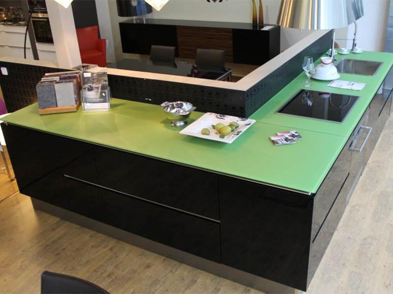 Küchen-Angebote Topline Elba grifflos Wollenberg