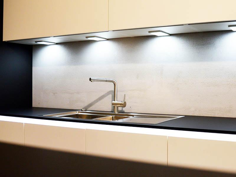 Küchen-Angebote Einbauküche xl4901 Fenix Wollenberg
