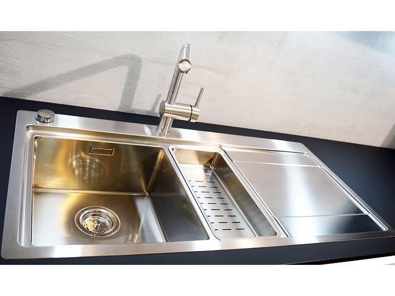 Küchen-Angebote Einbauküche xl4901 Blanco Wollenberg