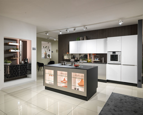 Küche kaufen Trend Atelier Wollenberg Essen