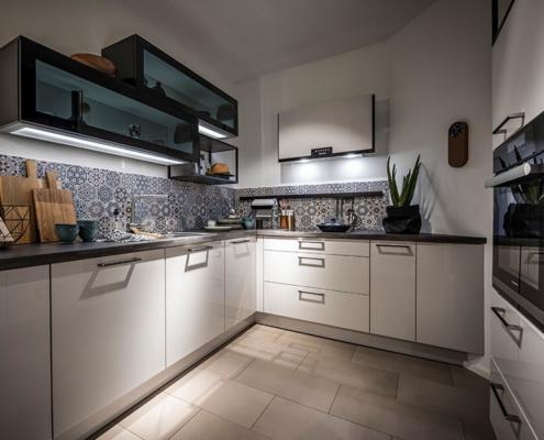 Küche kaufen Trend Faro Satin Wollenberg