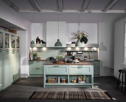 Küche kaufen Trend Hampton Wollenberg
