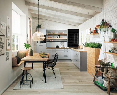 Küche kaufen Trend Laser_Brilliant Wollenberg