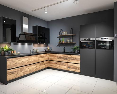 Küche kaufen Trend Pur Wollenberg Essen