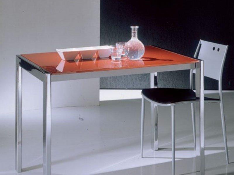 Tisch und Stühle Tisch Chiak Bontempi Wollenberg Essen