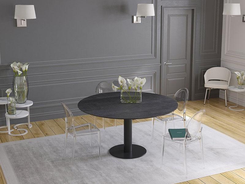 Tisch und Stühle Tisch Esstisch Luna Akante Wollenberg Essen