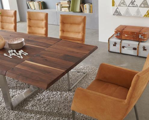 Tisch und Stühle Tisch Esstisch Fender Nouvion Wollenberg Essen