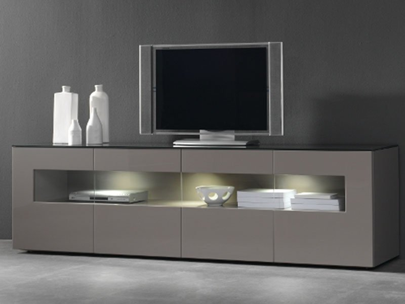 Wohnen Low-Highboard Karat Heldense Wollenberg