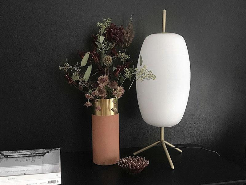 Accessoires Tischlampe Frandsen kaufen Wollenberg Essen