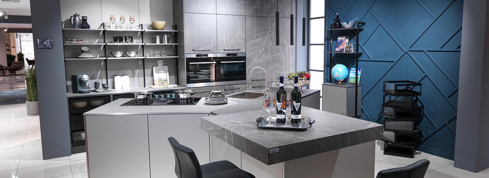 Küche kaufen Trend Topline Wollenberg Essen