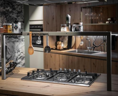 Küchenstudio Wollenberg Gaskochstelle Küche kaufen Essen
