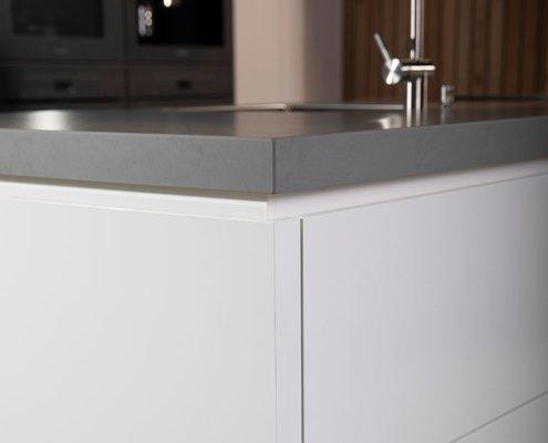 Küche kaufen Trend AV2030 weiss Wollenberg