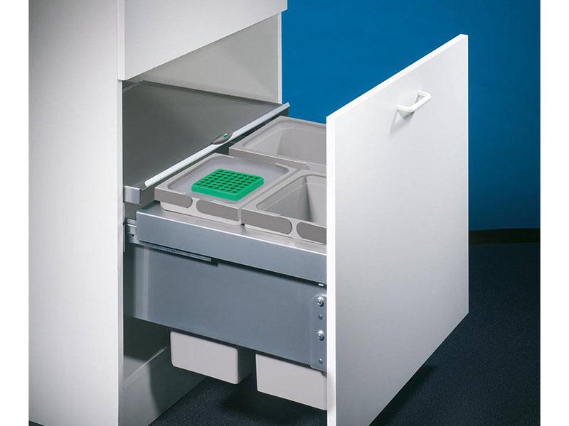Küchenstudio Wollenberg Essen Abfallsammler Naber Cox-Base kaufen