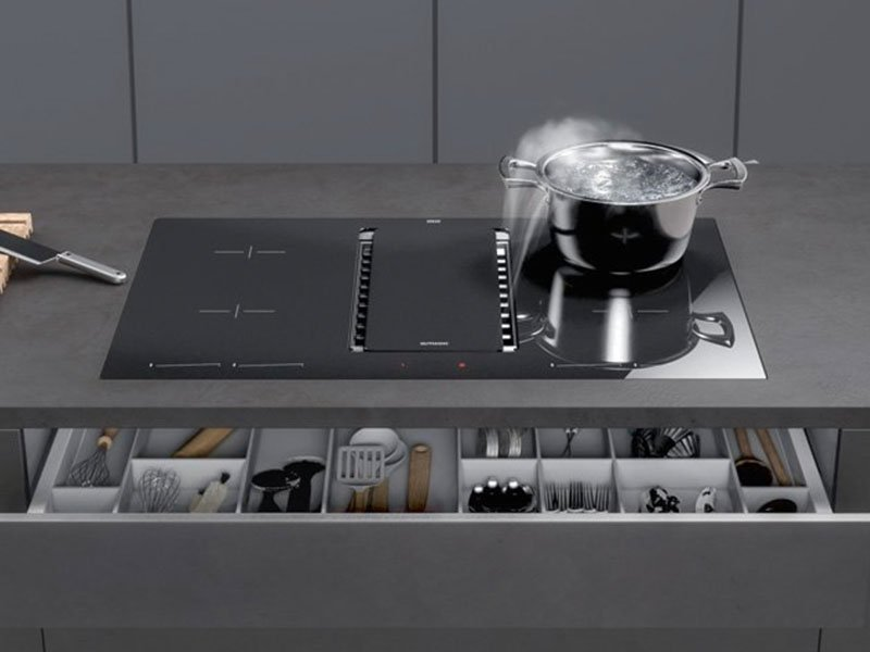 Küchentechnik Wollenberg Kochfeldhaube Gutman Fonda