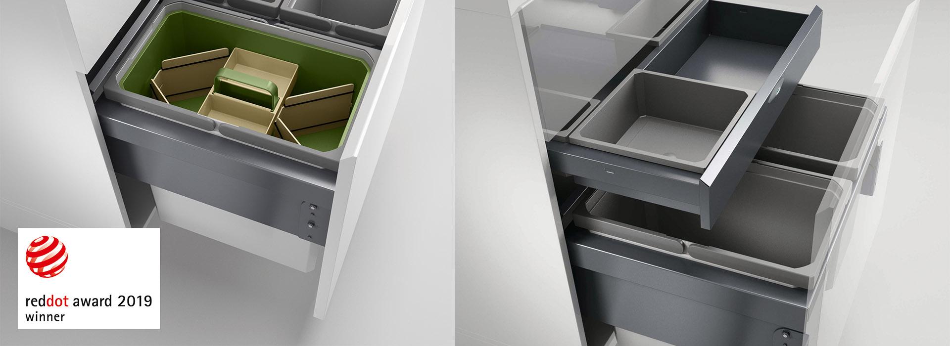 Küchenstudio Wollenberg Schubladenaufteilung Naber Küchentechnik kaufen