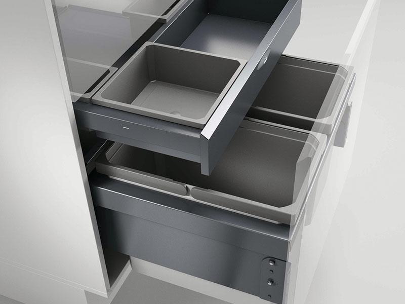 Küchen Wollenberg-Wohnen Schubladenaufteilung Naber Cox-Base-Board kaufen