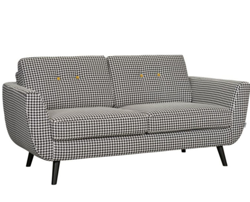 Sitzen Sofa Smile Button Furninova Wollenberg